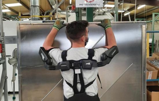 Exosquelette Grolleau