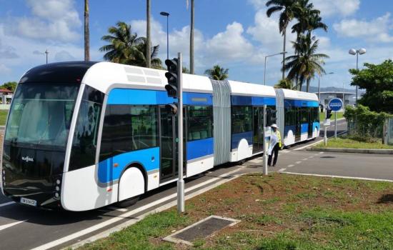 Bus à haut niveau de services