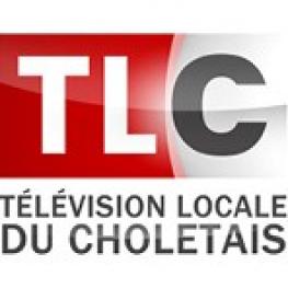 Logo TLC - Télévision Locale du Choletais