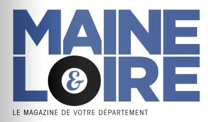 Logo - Maine et Loire Magazine