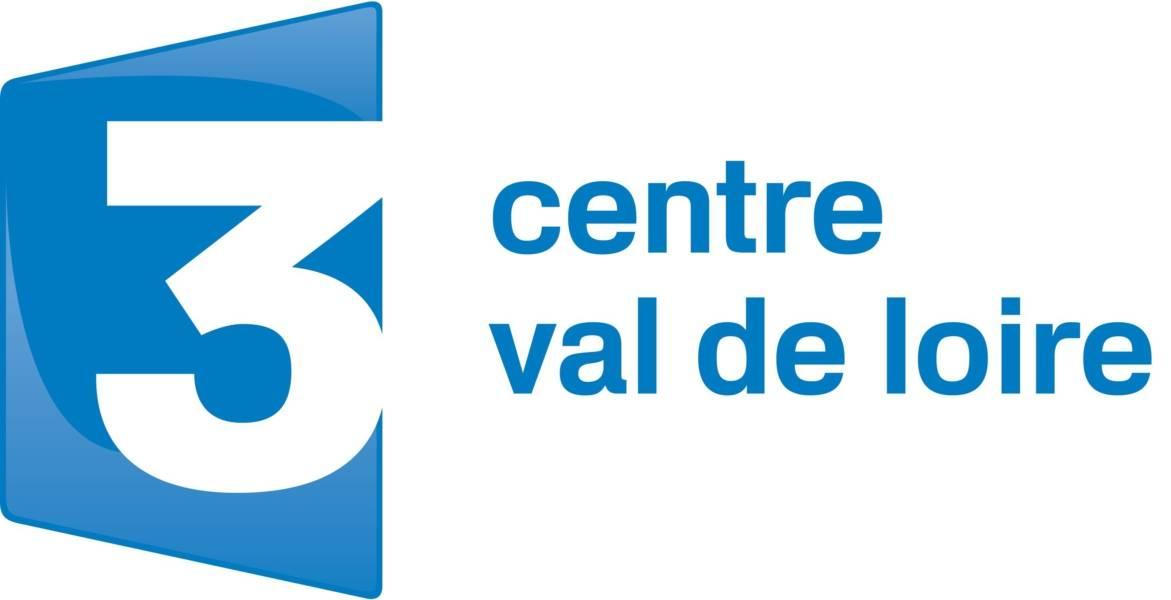 Logo France 3 Centre Val de Loire