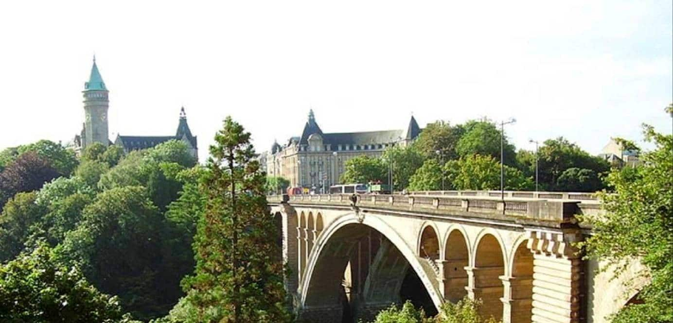 Pont Luxembourg