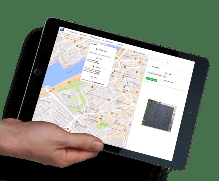 Application iOS Grolleau
