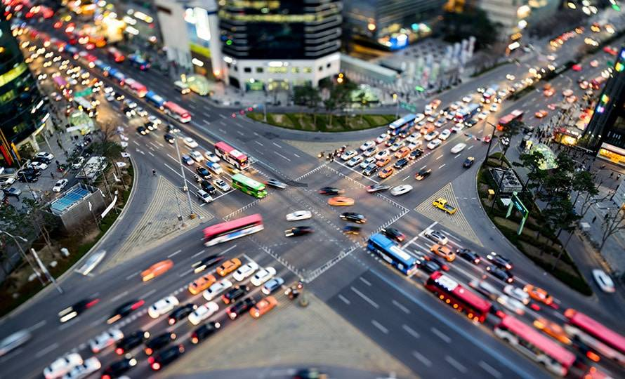 Circulation véhicules