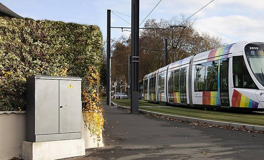 Tram d'Angers