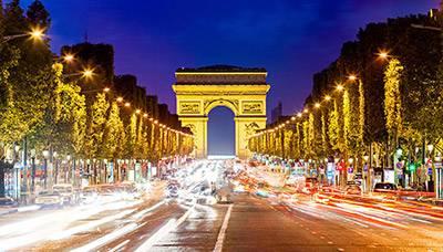 1996 : Grolleau devient le partenaire privilégié de la Ville de Paris