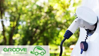 2011 : Développement gamme de bornes de recharge pour véhicules électriques