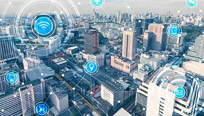 2017 : Développement Service IoT
